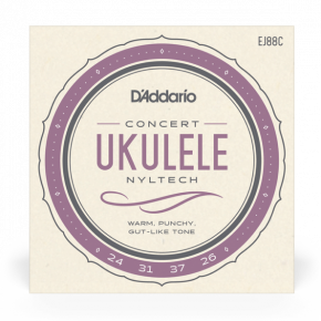 D'Addario EJ88C Concert Ukulele Strings