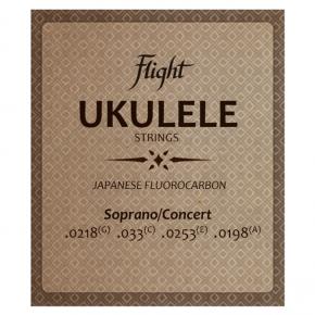 Flight FUSSC100 Fluorocarbon Ukulele Strings