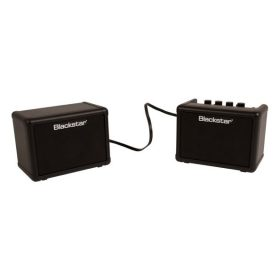 Blackstar Fly 3 Stereo Pack, includes FLY 3 mini amp, a FLY 103 cabinet