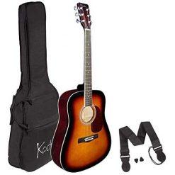 Koda Student Acoustic Guitar Pack HW41201PKSB