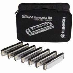 Hohner Blues Band Harmonica Set M91105