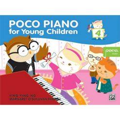 Poco Piano for Young Children Book 4 9834304854