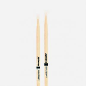 Promark Classic 5B Natural Hickory Nylon Tip Drumstick TXR5BN