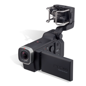 Zoom Q8 HD Video / Four–Track Audio Recorder