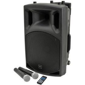 QX15PA portable PA unit 178856 Bluetooth with USB/SD/FM player