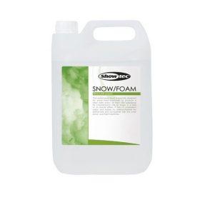 Showtec Snow/Foam Liquid 5 Liter, Ready To Use