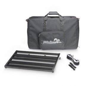 Palmer PEDALBAY Lightweight Variable Pedalboard with Protective Softcase