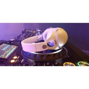 Korg NCQ1WH DJ Noise Cancelling Headphones