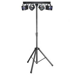 Stagg Performer light set with 2 ECOPAR XS and 2 derbys