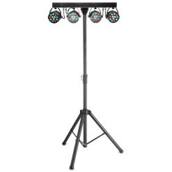 Stagg Performer set with 4 PAR 12 x 1-watt M4 RGBW