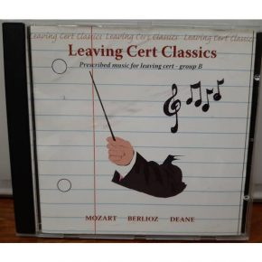 Prescribed Music for leaving Cert Group B