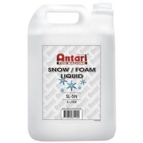 ANTARI SNOW LIQUID SL-5N 5 Liter, Fine