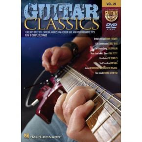Guitar Play-Along DVD Volume 22 HL00320927