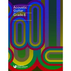 Acoustic Guitar Handbook Grade 6 from 2019