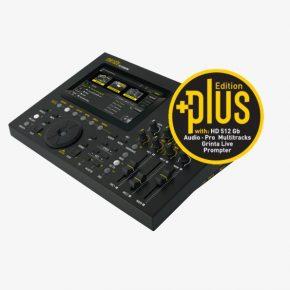Merish 5+ Plus – The Live Machine