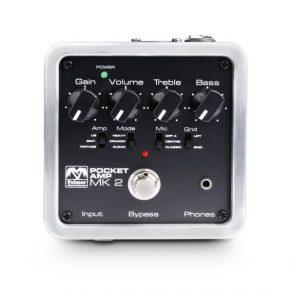 Palmer POCKET AMP MK 2 Portable Guitar Preamp