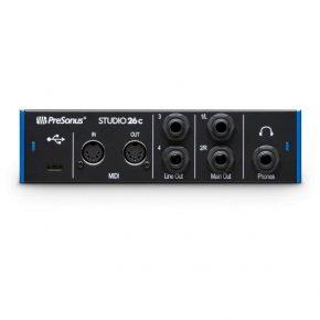 Presonus Studio 26C audio interface