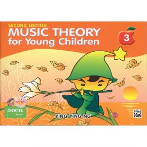 Music Theory for Young Children Book 3 (Second Edition)