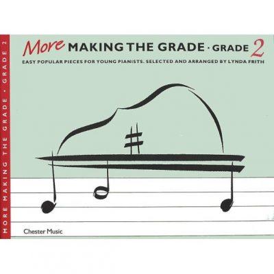 CH61083 More Making the Grade for Piano Grade 2