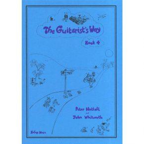 The Guitarist's Way HOLLEYS004 Book 4
