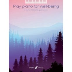 Play Piano for Well-being: Piano
