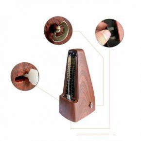Aroma AM707 Mechanical Metronome (Mahogany)