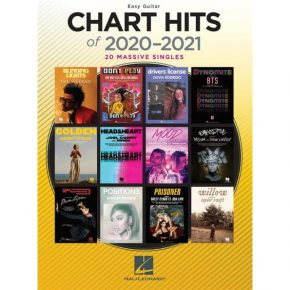 Chart Hits of 2020-2021   HL00364895   Guitar Solo
