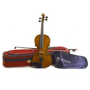 Stentor 1500A Student II violin outfit