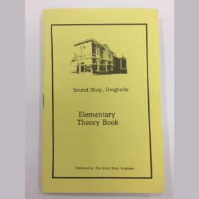 Elementary theory book by Sound Shop