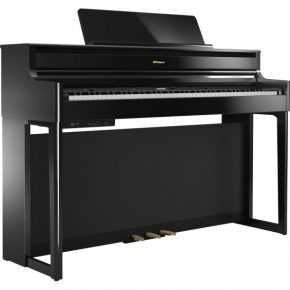 Roland HP704 Digital Piano (Polished Ebony)