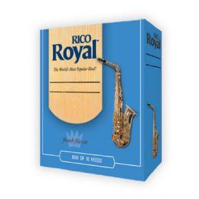 Rico RIB1025 Royal Reeds for Soprano Saxophone Size 2.5