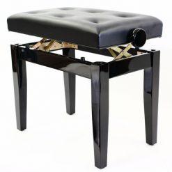"Steinhoven FS211 Piano Stool, ""PRIMA"" Adjustable"