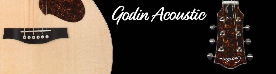 Godin Acoustic Guitars @ The Sound Shop