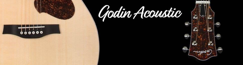 Godin Acoustic Guitars @ The Sound Shop